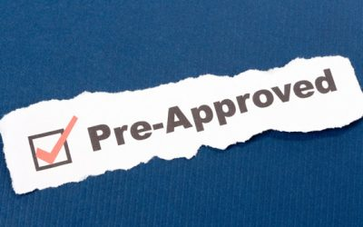 5 Things You Need To Be Pre-Approved For A Mortgage